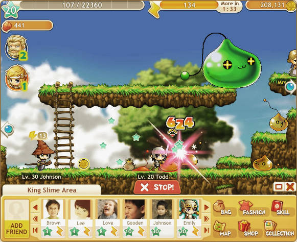 MapleStory Adventures SS2