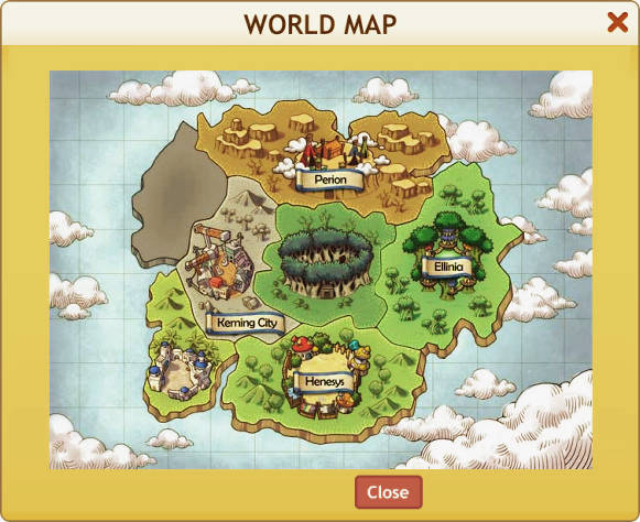 MapleStory Adventures discover