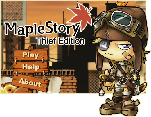 MapleStory Thief Edition title
