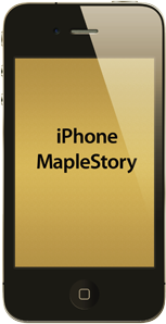 iPhone MapleStory